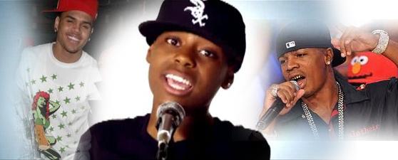 and 12 year old R&B singer Jawan Harris' upcoming debut studio album.
