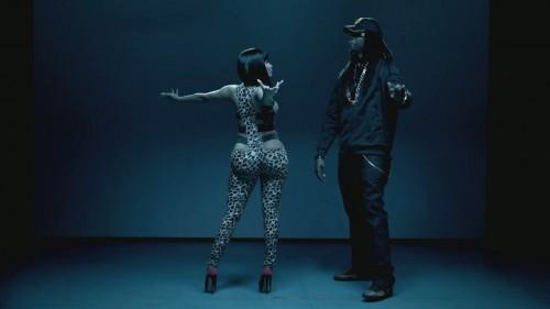 Watch: Nicki Minaj - 'Beez In The Trap' Music Video