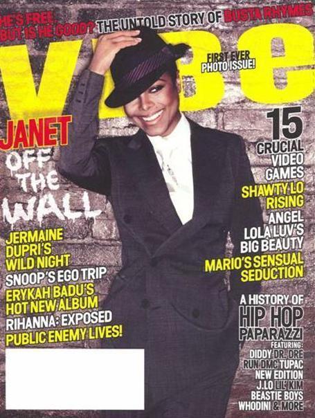 Janet Jackson Vibe 1