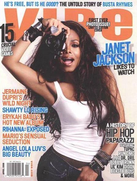 Janet Jackson Vibe 2