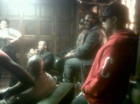 Rick Ross, Lloyd & Polow Da Don
