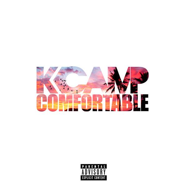 K_Camp_Comfortable-single_cover-art