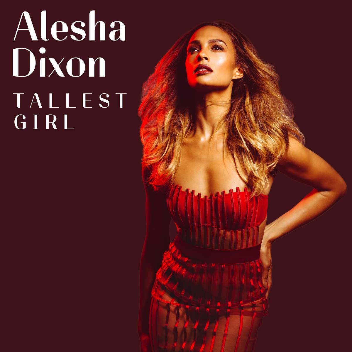 Alesha-Dixon-Tallest-Girl-single-cover-art